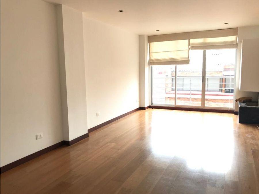 apartamento en venta arriendo santa barbara central bogota