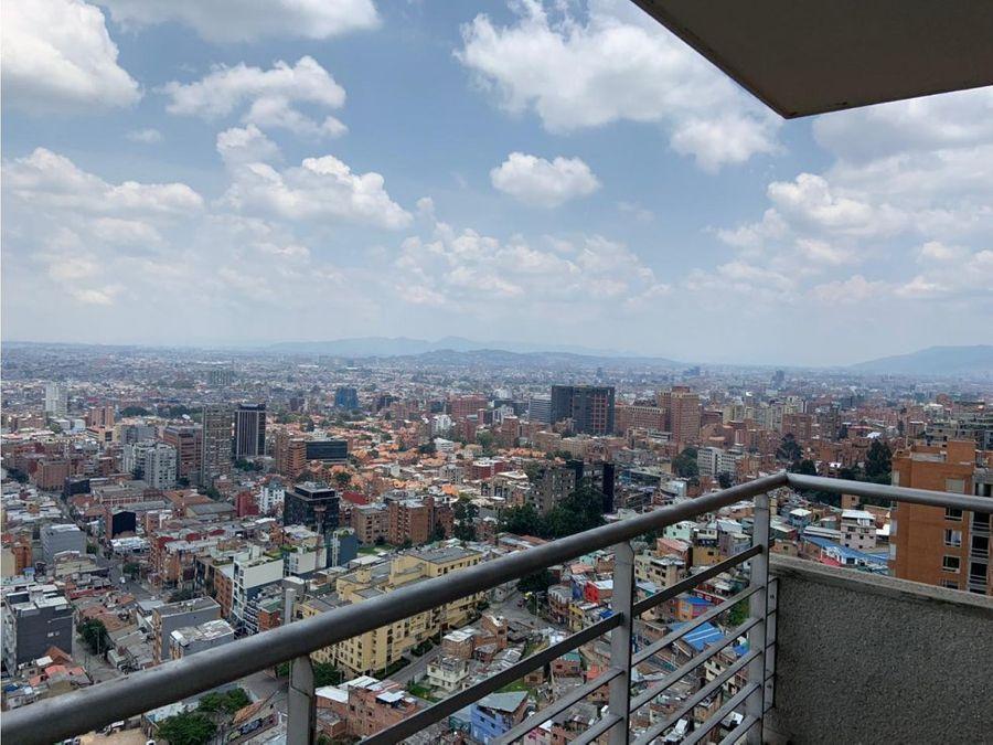 apartamento en venta arriendo chapinero alto bogota