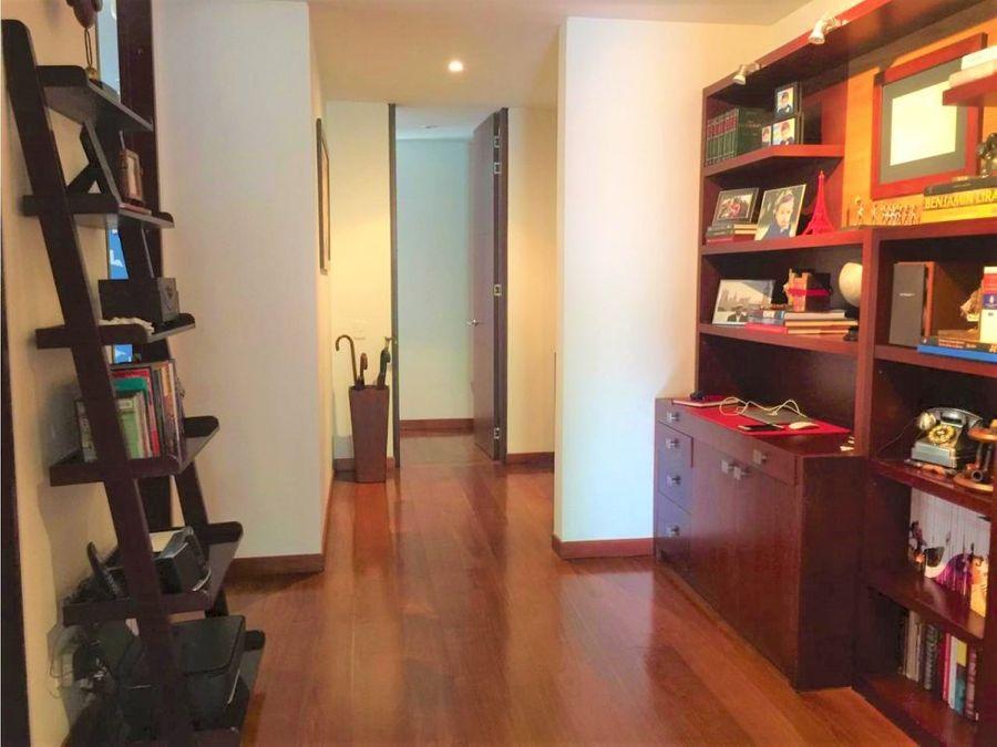 apartamento venta santa barbara occidental bogota