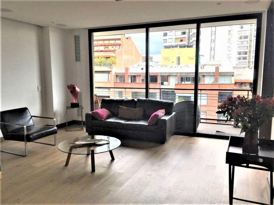 apartamento venta rosales bogota