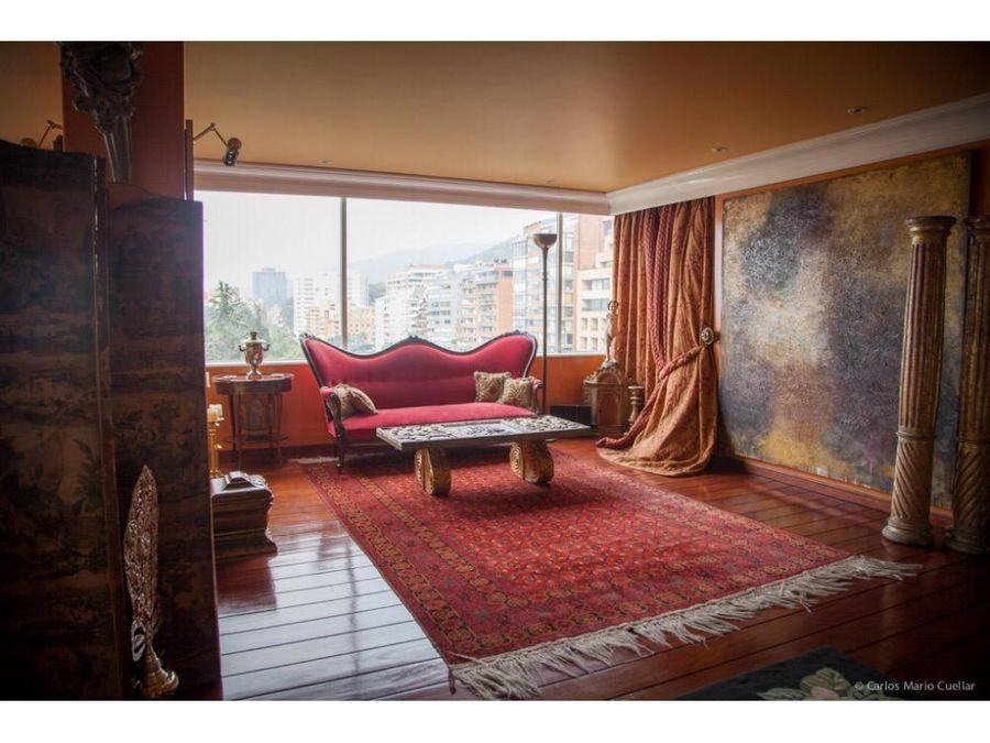 apartamento en venta la cabrera bogota