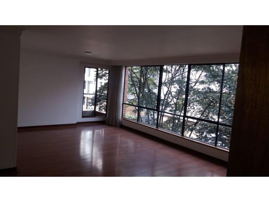 apartamento en arriendo virrey bogota