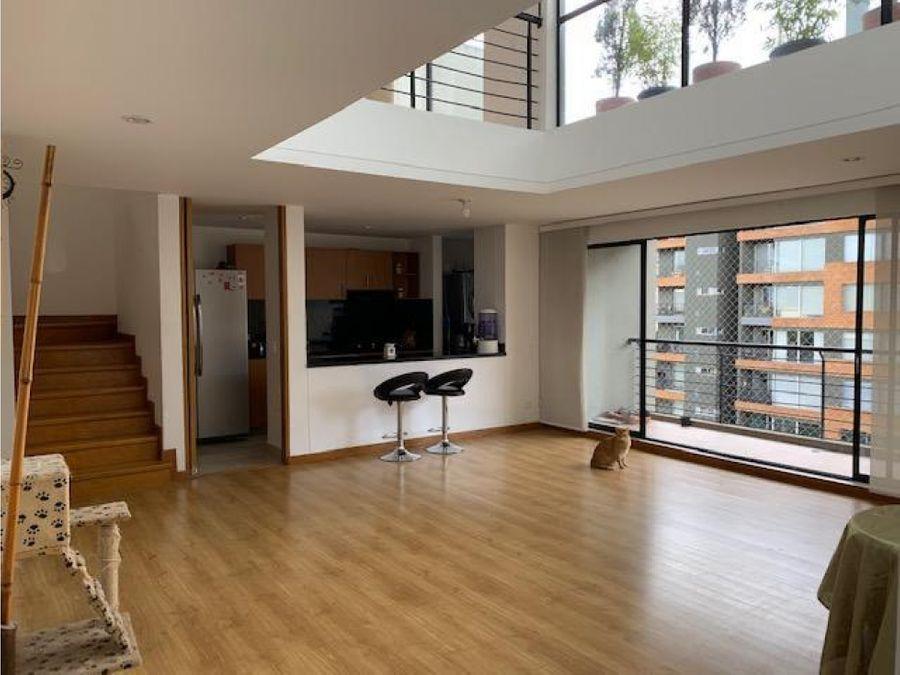 apartamento en venta cedro bolivar bogota