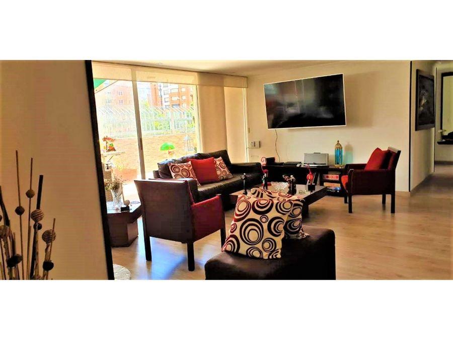 apartamento en venta atabanza niza bogota