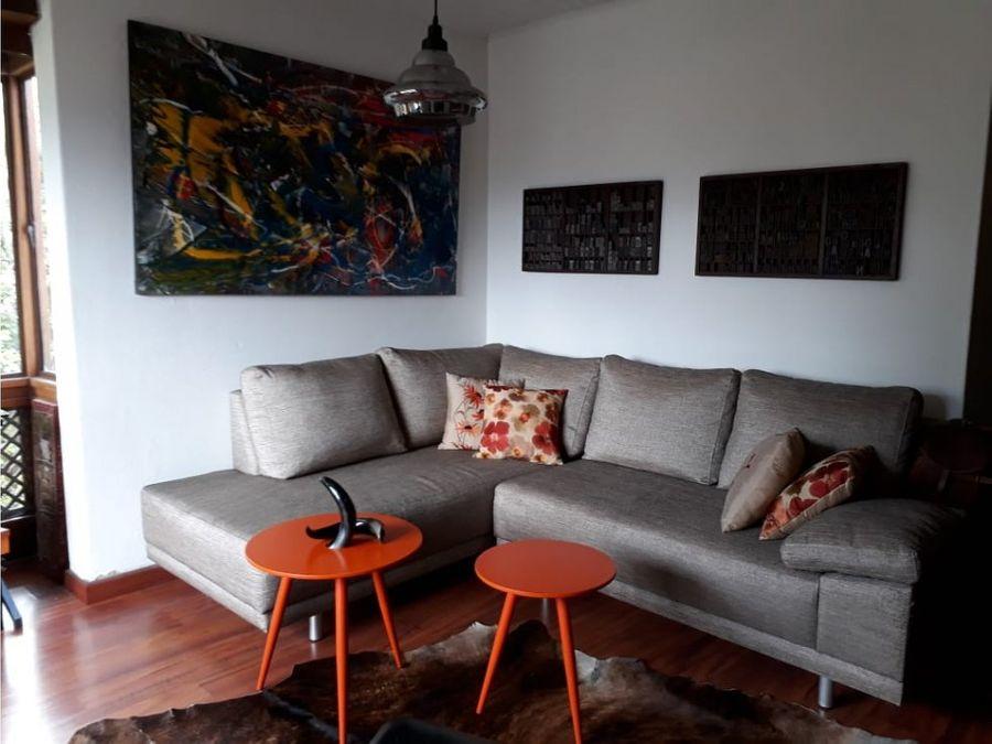 apartamento en arriendo lindaraja bogota