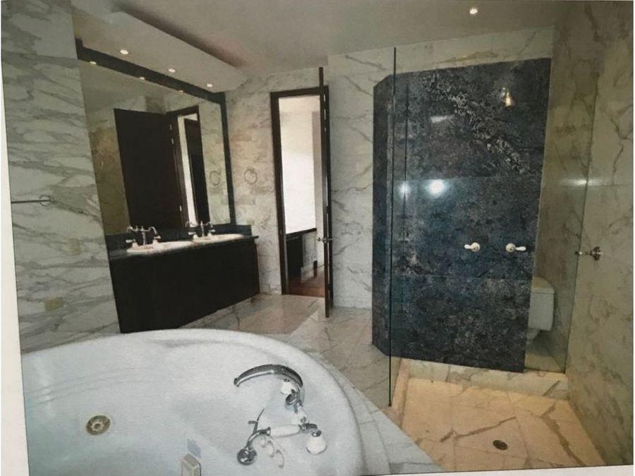 apartamento en venta santa barbara alta bogota