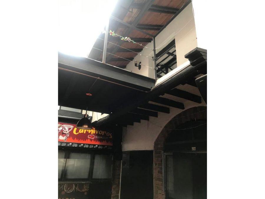 casa comercial arriendo quinta camacho bogota