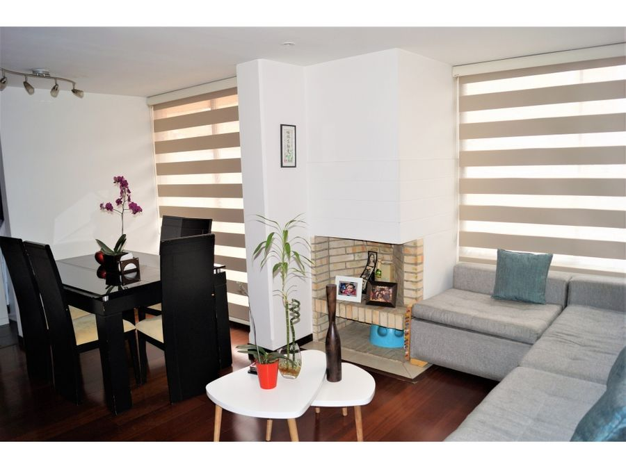 apartamento en venta santa barbara occidental bogota