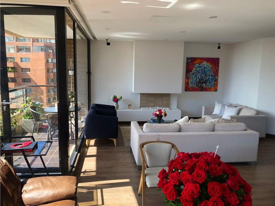 apartamento en venta rosales bogota
