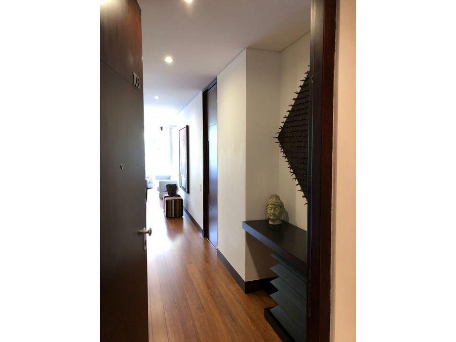 apartamento en venta santa ana oriental bogota
