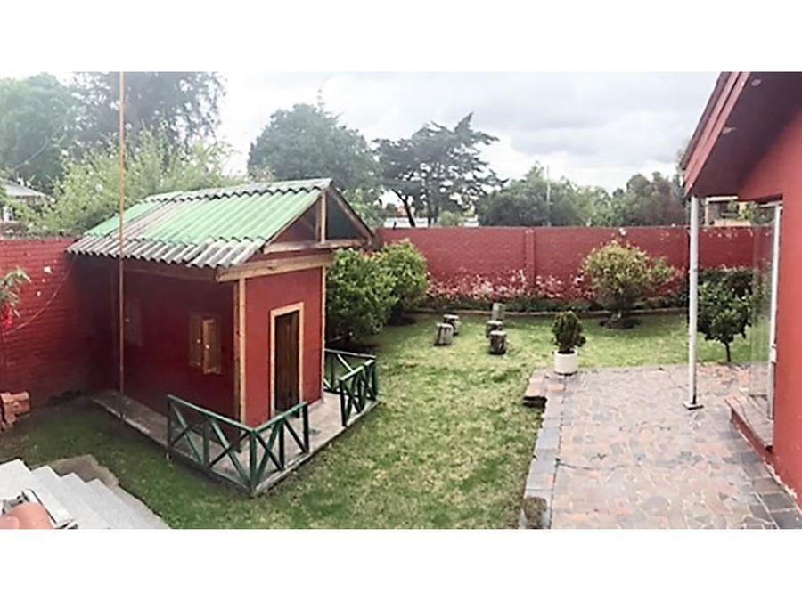 casa en venta santa ana oriental bogota