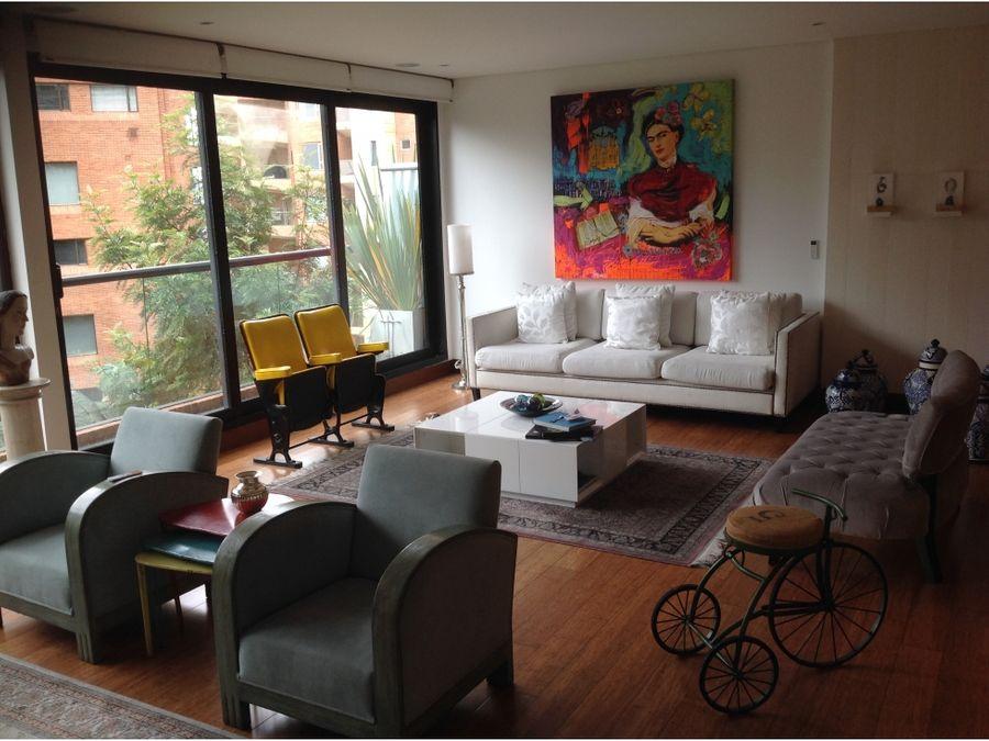 apartamento en venta arriendo rosales bogota