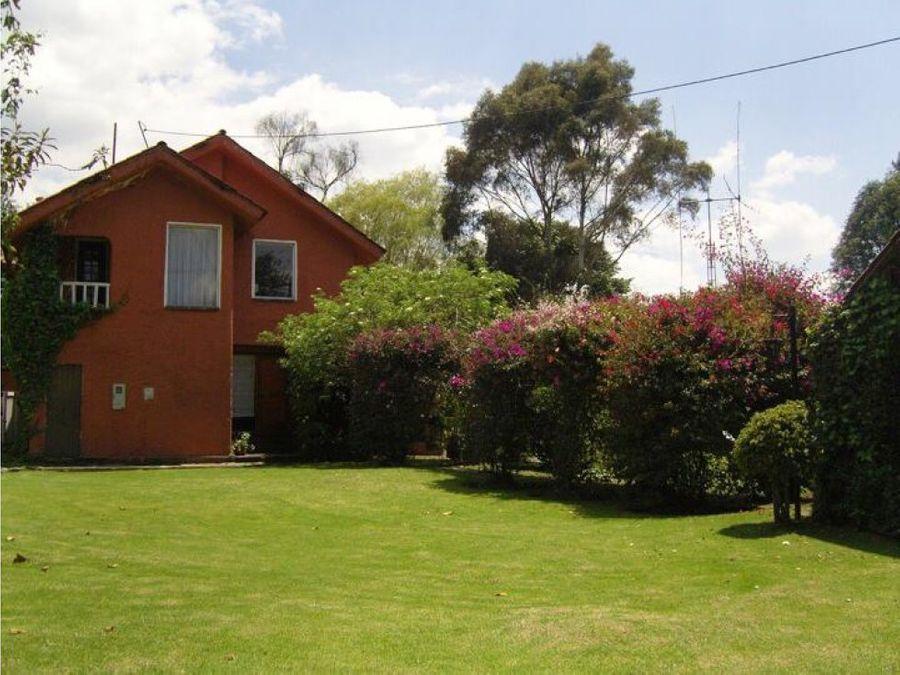 casa en venta guaymaral bogota