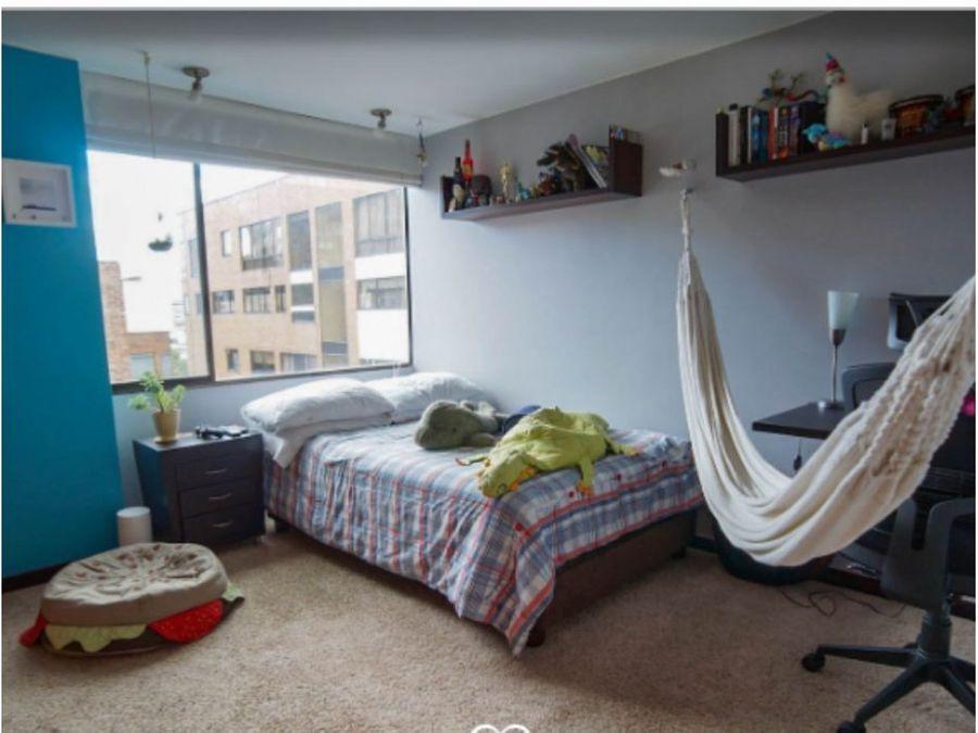 apartamento en venta chico bogota