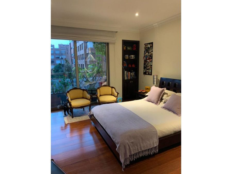 apartamento en arriendo rosales bogota