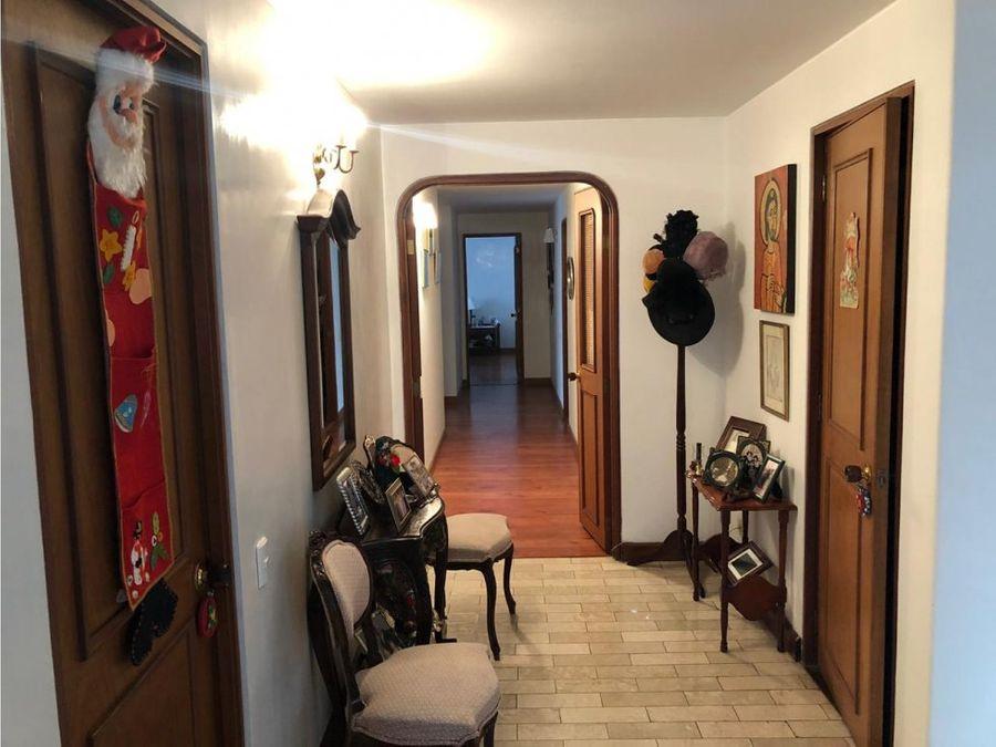 apartamento en venta chico norte iii bogota