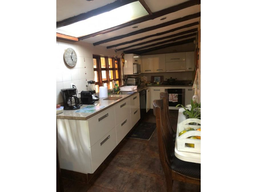 casa en venta guaymaral chia