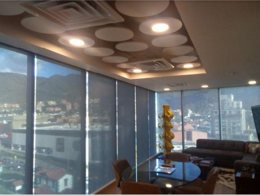 oficina en arriendo torre pacific bogota