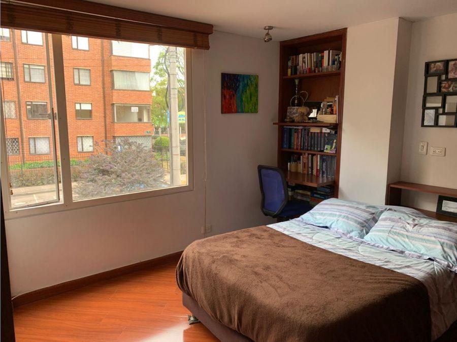 apartamento en venta la callejas bogota