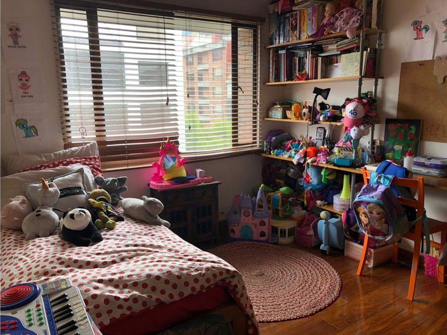 apartamento en venta rincon del chico bogota