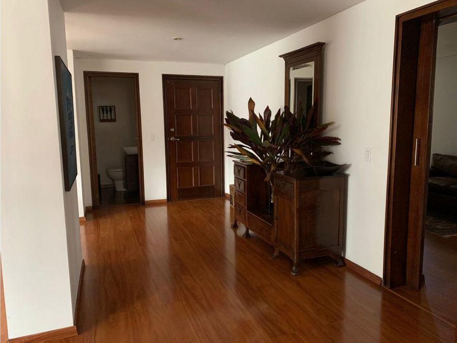 apartamento en venta nogal bogota