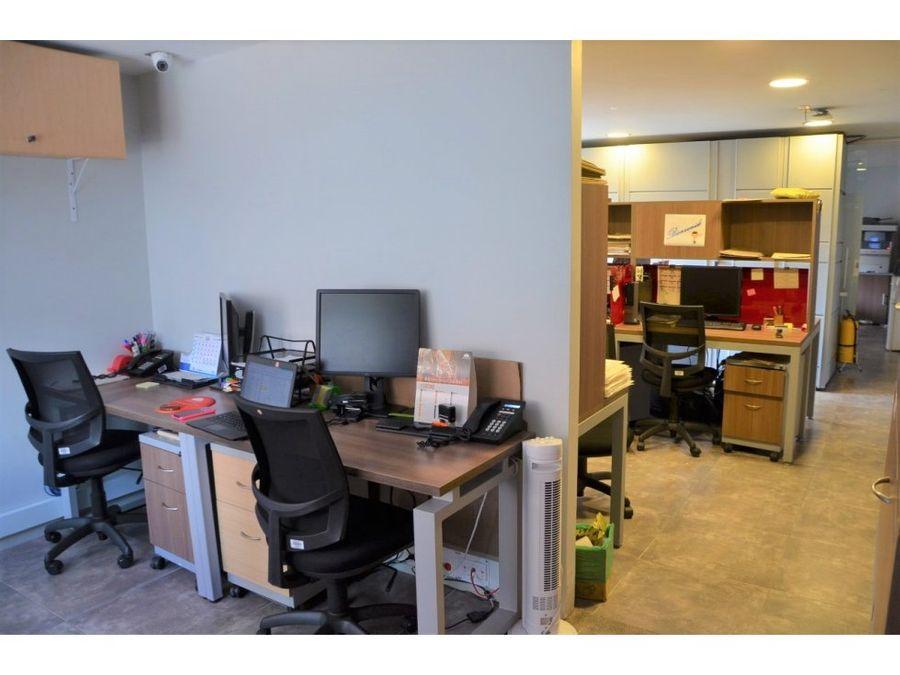 oficina en arriendo rosales bogota
