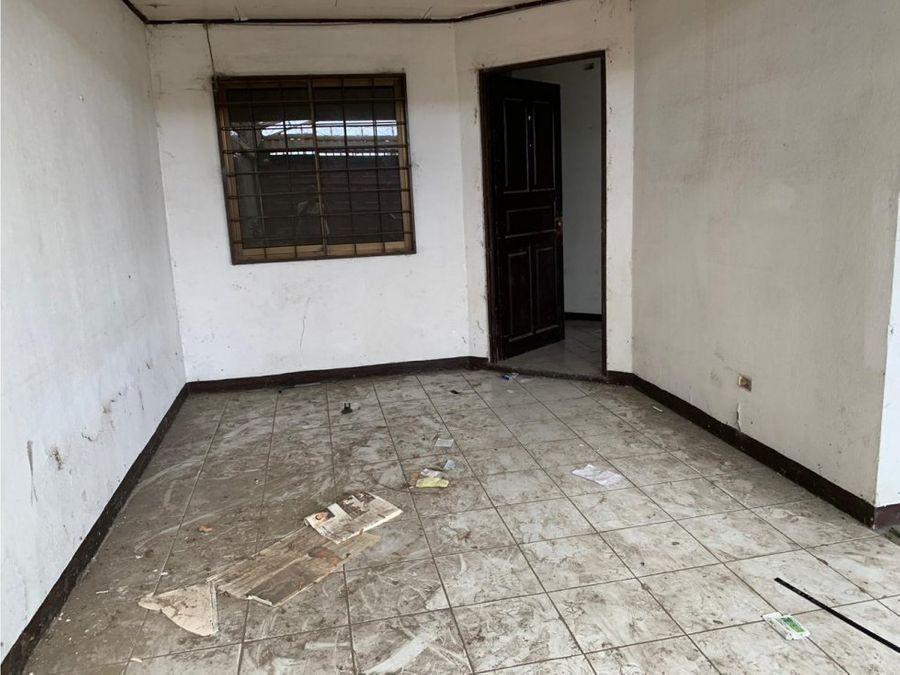se vende casa en mata platano el carmen