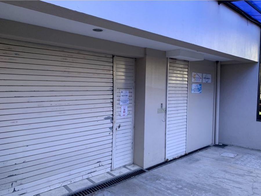 se vende bodega y oficinas administrativas moravia
