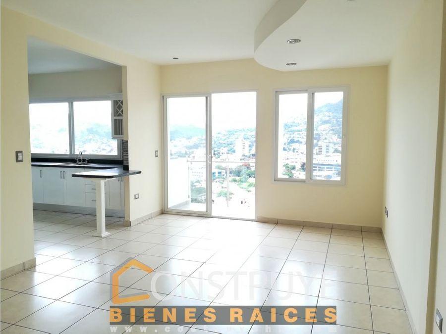 venta de apartamento en torre horizonte guijarro