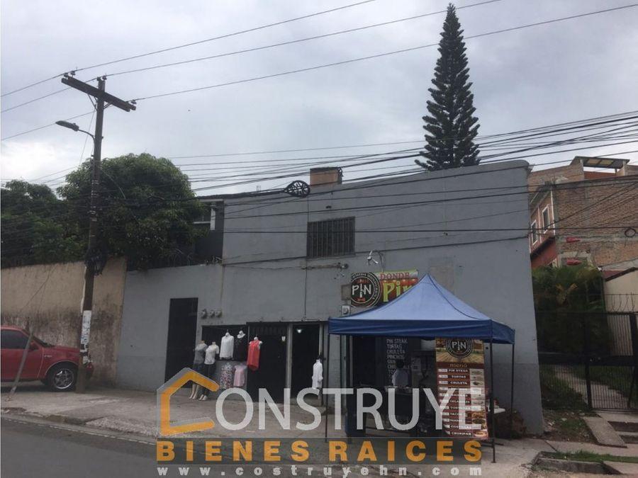 venta de casa en residencial plaza