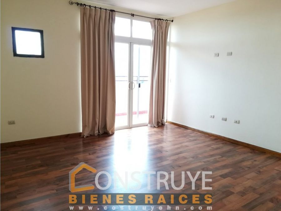 renta de apartamento en residencial loma linda