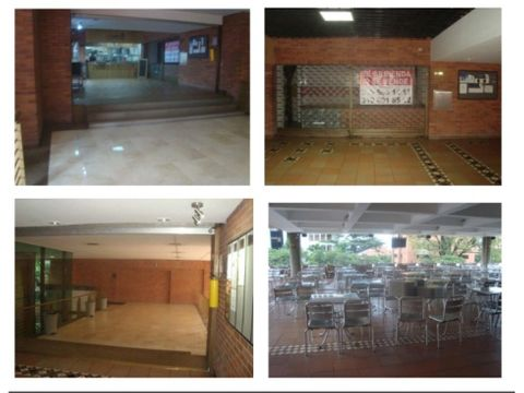 se vende local en el poblado