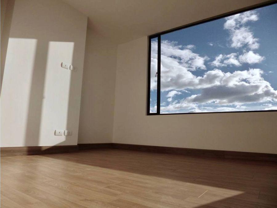 vendo apartamento para estrenar 2 hab bella suiza