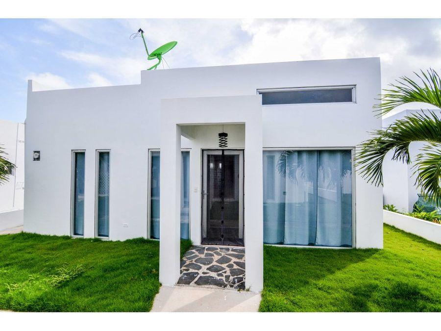 vendo casa en villa ibiza beach residence