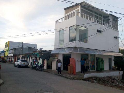 venta de edificio sector arboletes
