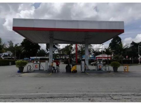 venta de estacion de servicios sector rionegro