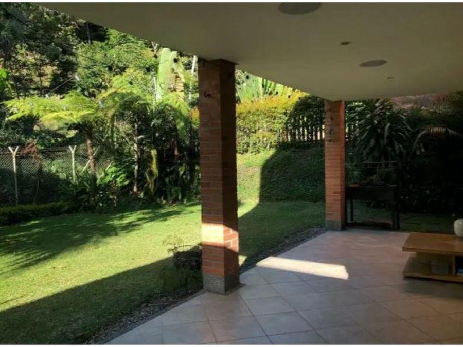 venta de casa sector san lucas poblado