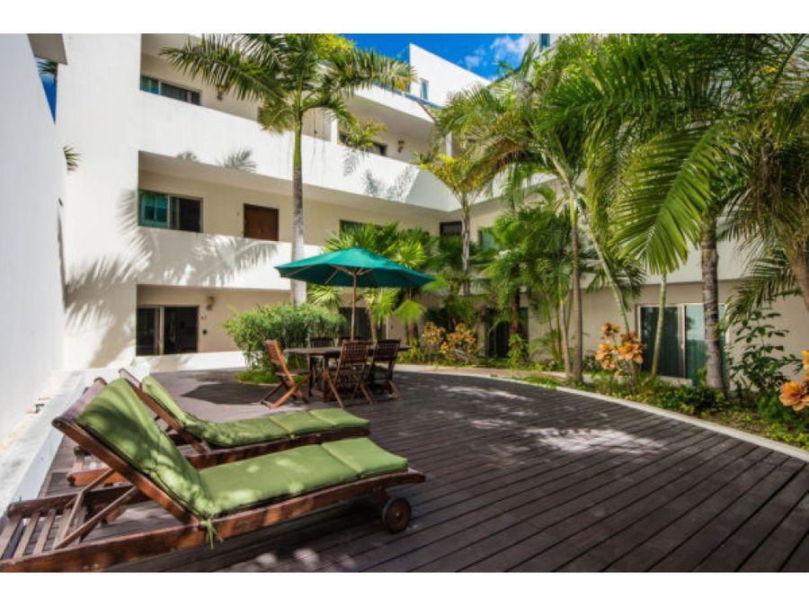 se vende suites y apartamentos vacacionales en playa del carmen
