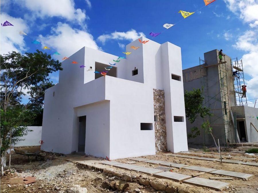 zazil conkal conjunto residencial