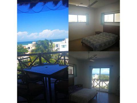 se vende departamento en la playa chicxulub yucatan
