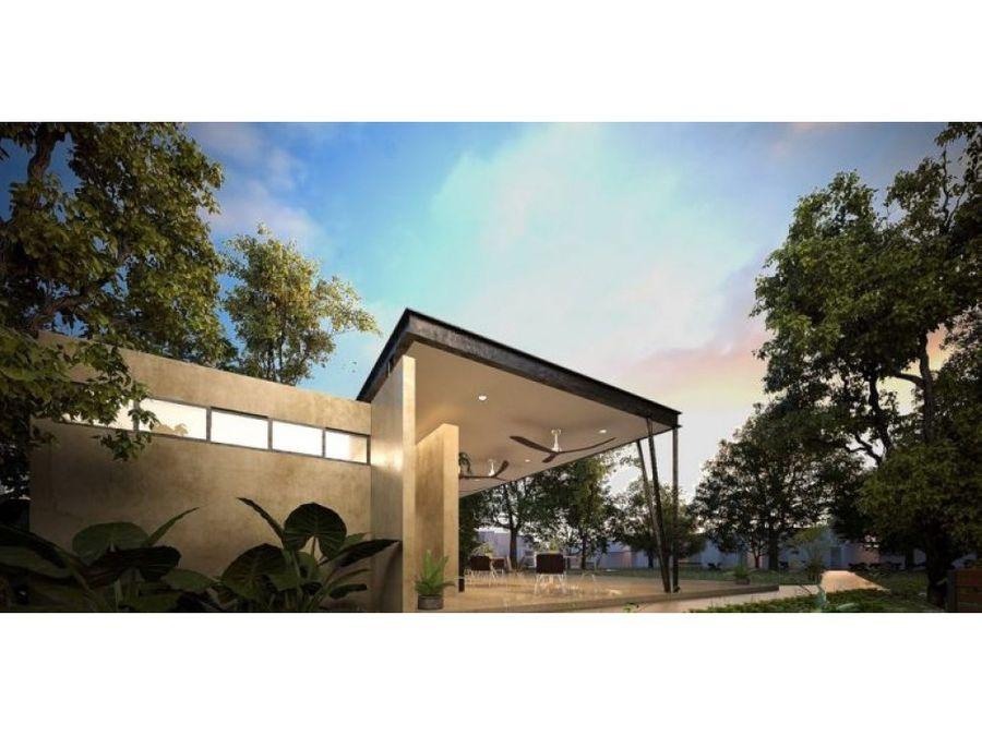 residencias en venta zelena conkal