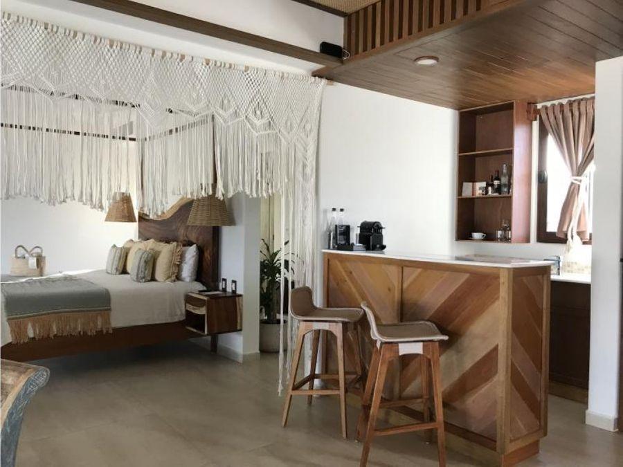 en venta hotel de lujo en tulum