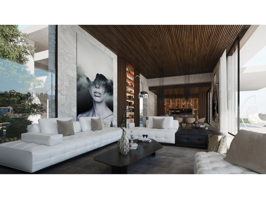 se vende mansion de lujo en marbella espana