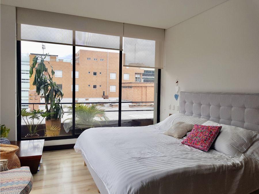 lindo apartamento en arriendo chico