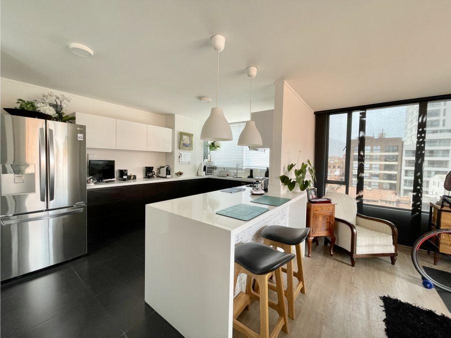 vendo lindo apartamento en san patricio 159mt2