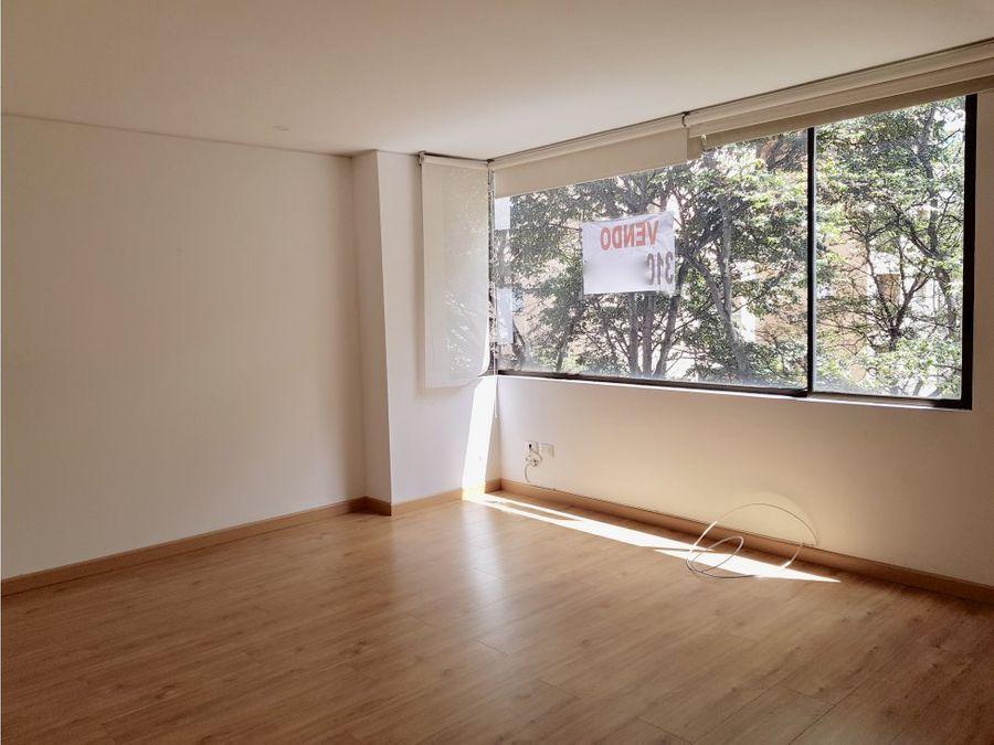 apartamento cerca al virrey en venta