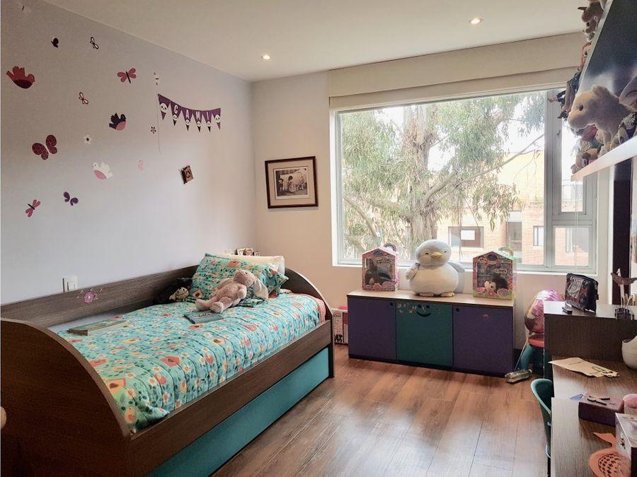 se vende apartamento en bosque medina