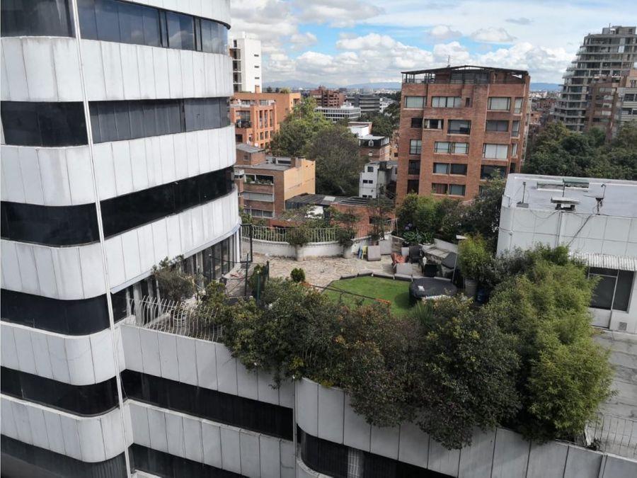 vendo apartamento remodelado con terraza y vista panoramica
