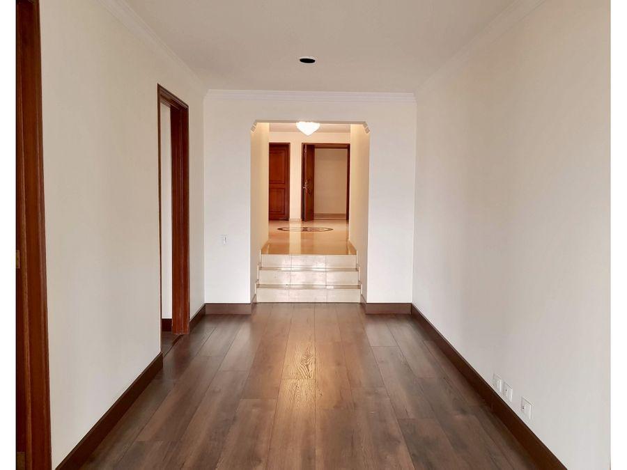 elegante apartamento con vista espectacular