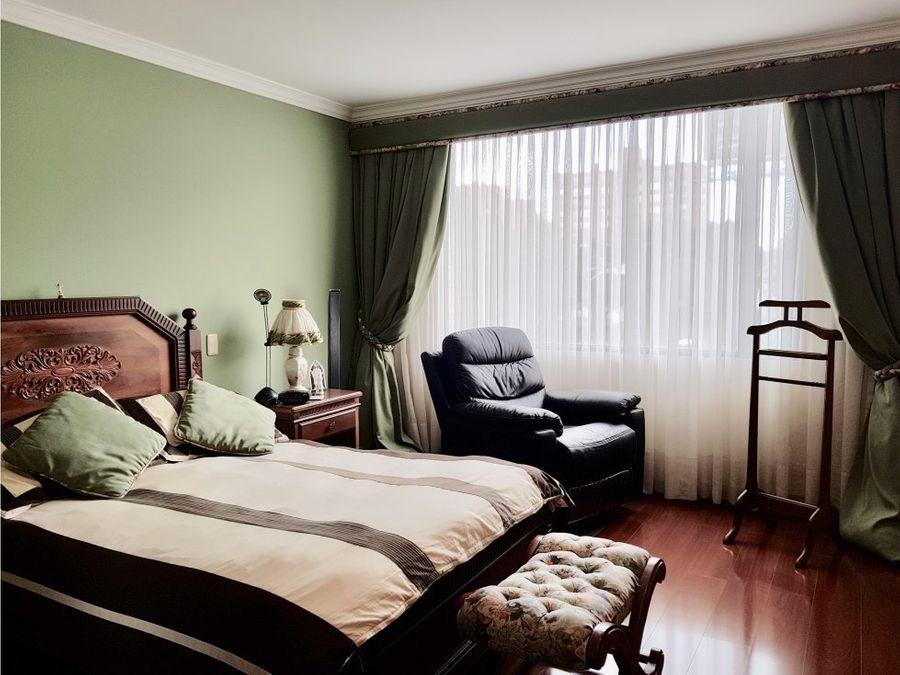 apartamento iluminado y con vista en recodo
